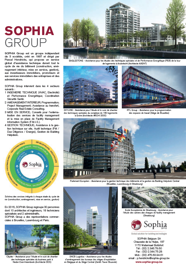 Sophia Group MIPIM